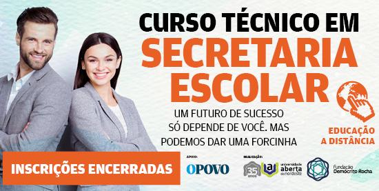 Secretaria Escolar - Turma 2018.2