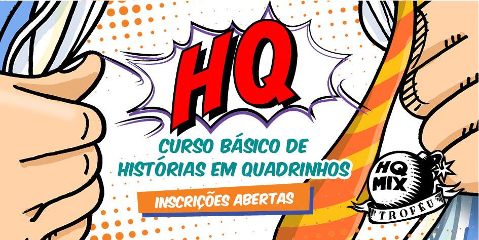 Curso Básico de Histórias em Quadrinhos (2ª Edição)