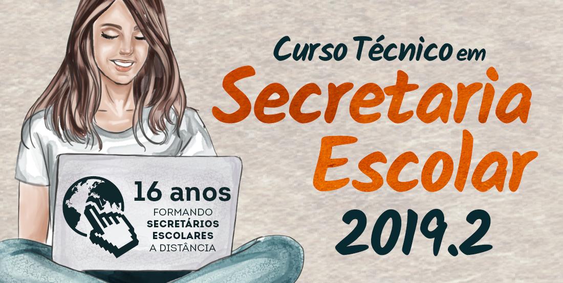 Secretaria Escolar - Turma 2019.2