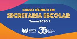 Secretaria Escolar - Turma 2020.2